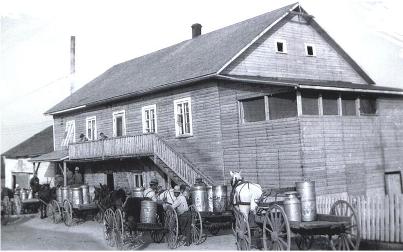 La vieille Fromagerie Perron